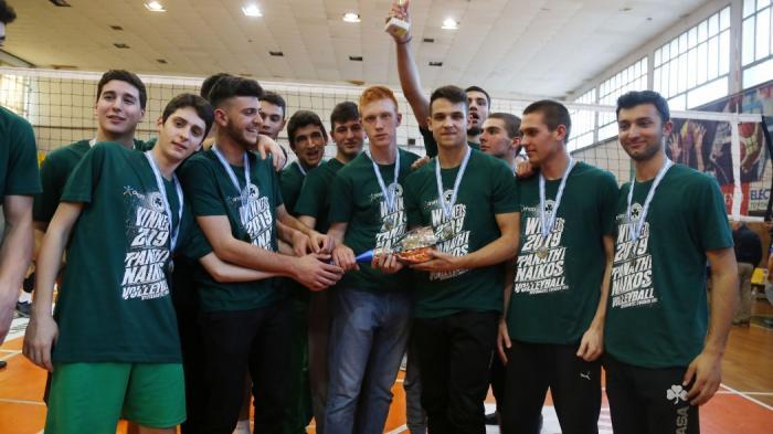 Παναθηναϊκός: Πρωταθλητής με νίκη επί του Ολυμπιακού!   panathinaikos24.gr