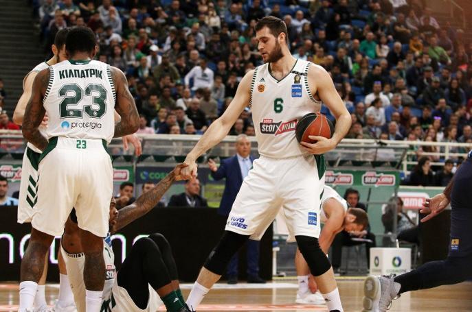 Παναθηναϊκός – Κολοσσός Ρόδου 95-68 : «Πράσινος» περίπατος και τώρα… Ρεάλ!   panathinaikos24.gr