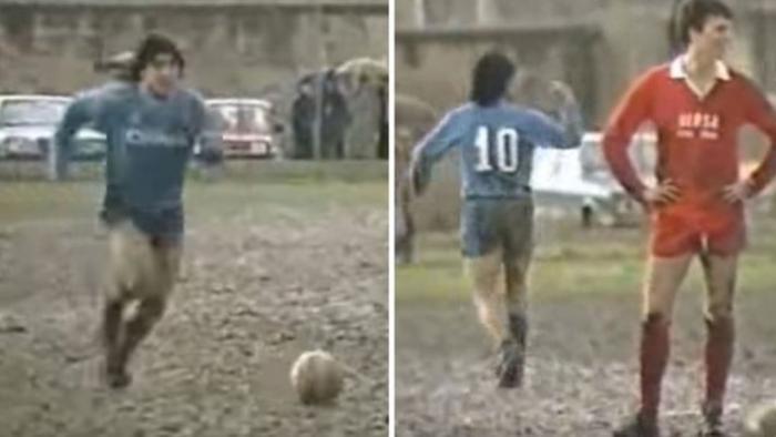 Το παιχνίδι όπου ο Μαραντόνα «έγραψε» την απαγόρευση της Νάπολι κι έπαιξε στις λάσπες για ένα παιδί | panathinaikos24.gr