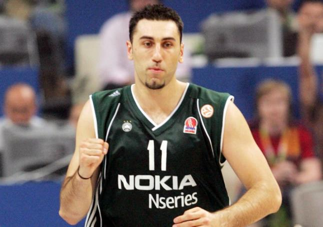 Ντικούδης στο Panathinaikos24.gr: «Ο Θανάσης μου έλεγε ότι είμαι η… καψούρα του» | panathinaikos24.gr