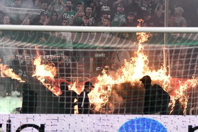 Το κακό φαινότανε… | panathinaikos24.gr