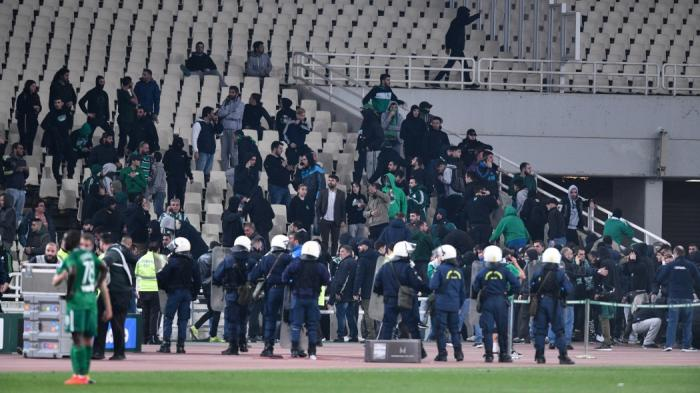 Δεκτή η ένσταση, συνεχίζεται το ντέρμπι – Αφαίρεση 3 βαθμών και 2 αγωνιστικές σε Παναθηναϊκό   panathinaikos24.gr