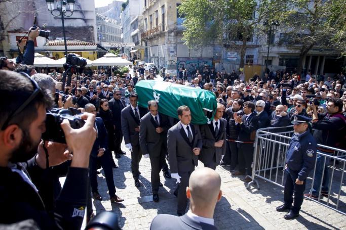 Αντίο τεράστιε Θανάση Γιαννακόπουλε (pics) | panathinaikos24.gr