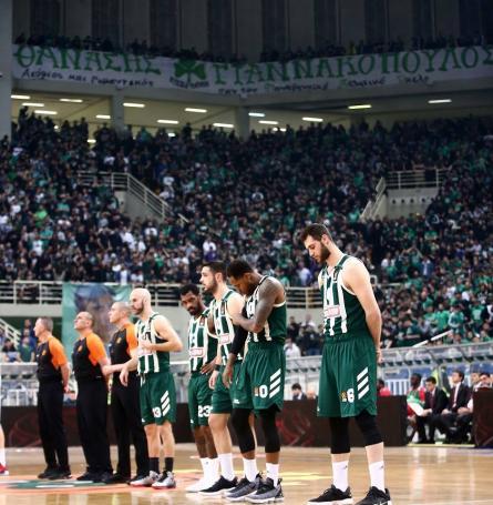 Το σύνθημα για τον Θανάση που δονεί το ΟΑΚΑ (vid) | panathinaikos24.gr