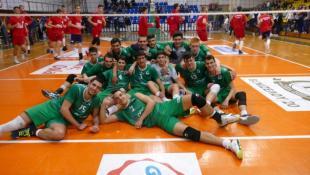 Βόλεϊ Εφήβων: Πρωταθλητής Ελλάδος ο Παναθηναϊκός!