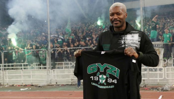 Έφυγε από το γήπεδο άρον – άρον ο Σισέ! | panathinaikos24.gr