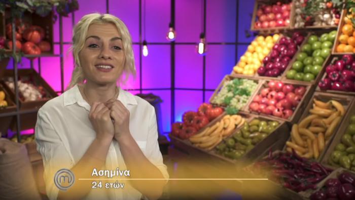 H Ασημίνα το τερμάτισε: Όλα τα «πεσίματα» της ξανθιάς του MasterChef σε κριτές και παίκτες (Vid) | panathinaikos24.gr