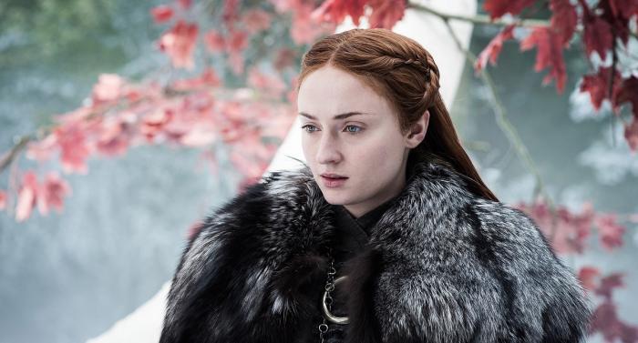 Game of Thrones: Η «Σάνσα Σταρκ» τα… έτσουξε (vid)   panathinaikos24.gr