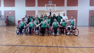 Μπάσκετ με αμαξίδιο: Ο Σύλλογος είναι μεγάλος!