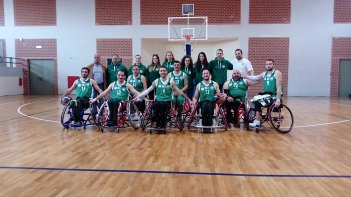 Μπάσκετ με αμαξίδιο: Ο Σύλλογος είναι μεγάλος! | panathinaikos24.gr