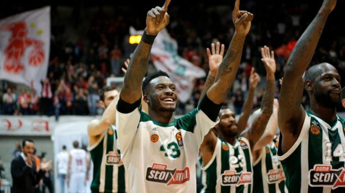 Παναθηναϊκός: Με μία νίκη στα playoffs | panathinaikos24.gr