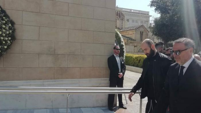 Μεγαλειώδης στιγμή: Παρών ο Σπανούλης στο «αντίο» του Θανάση, τον χειροκρότησε ο κόσμος (vid) | panathinaikos24.gr