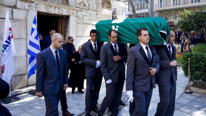 Στη Μητρόπολη για τον Θανάση και ο Αλέξης Τσίπρας | panathinaikos24.gr