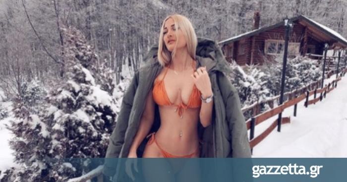 Ολα στη φόρα: Η Ιωάννα Τούνη έκανε κολασμένη εμφάνιση στο OPEN TV και έγινε χαμός (vids)   panathinaikos24.gr