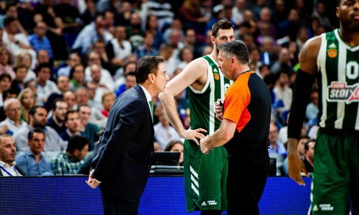 Αδιανόητο: Σε απολογία από την Ευρωλίγκα Πιτίνο και Λάνγφορντ | panathinaikos24.gr