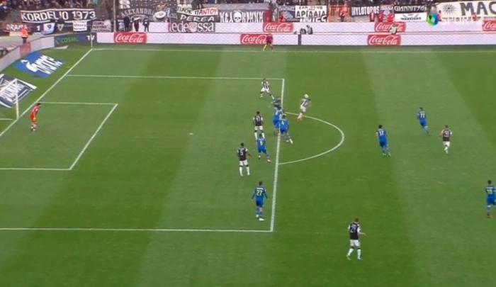 Οφσάιντ το γκολ του ΠΑΟΚ κόντρα στον Αστέρα Τρίπολης (vid)   panathinaikos24.gr
