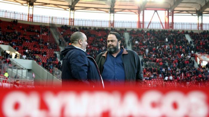 Γι' αυτό κατέβηκε ο Μαρινάκης στα αποδυτήρια των διαιτητών | panathinaikos24.gr