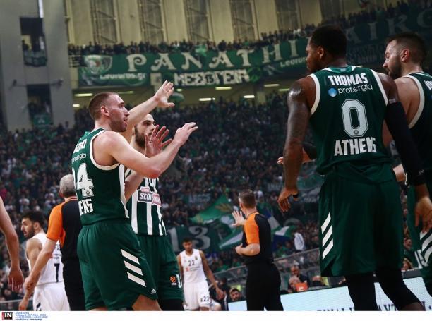 Παλαίμαχοι: Τα συγχαρητήρια στην ομάδα μπάσκετ | panathinaikos24.gr
