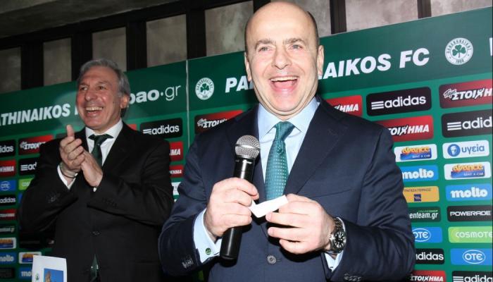 Απίστευτος Αλαφούζος – Έτσι απογειώνει τον ΠΑΟ – Τέσσερα «μπαμ» – Θα τρελαθούν οι οπαδοί   panathinaikos24.gr
