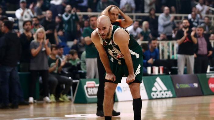 Όλα τέλειωσαν στο… 1-0! | panathinaikos24.gr