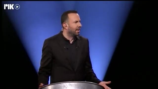Έξαλλος ο παρουσιαστής του «Αδύναμου Κρίκου» με την απάντηση παίκτη: «Τι γλώσσα μιλάς; Τι στον %#$@#ο;»   panathinaikos24.gr
