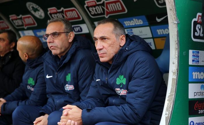 Δώνης: «Δίκαια νίκη, ήμασταν καλύτεροι» | panathinaikos24.gr