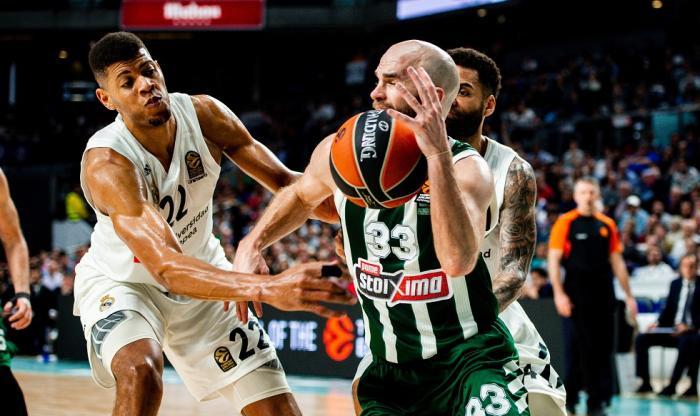 Τρομερό πρωτοσέλιδο της Πράσινης για το παιχνίδι με Ρεάλ(Pics) | panathinaikos24.gr
