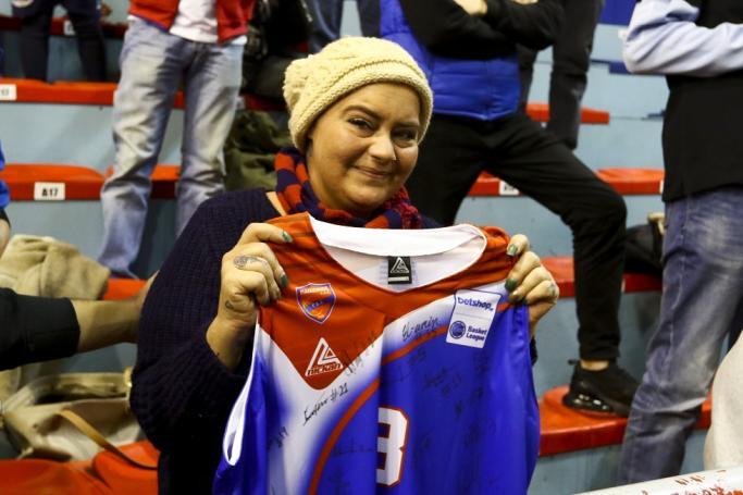 Η καλύτερη είδηση της ημέρας: Η Ρενάτα νίκησε τον καρκίνο! | panathinaikos24.gr