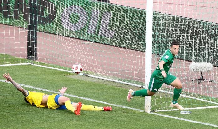 Παναθηναϊκός – Παναιτωλικός: Τα highlights και τα τέσσερα πράσινα γκολ (vid) | panathinaikos24.gr
