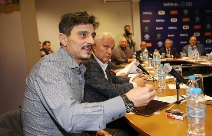 """Γιαννακόπουλος: """"Αν αποφασίσει να κατέβει ο Ολυμπιακός θα τον υποδεχτούμε όπως πάντα. Αυτή τη φορά με 40άρα""""!   panathinaikos24.gr"""