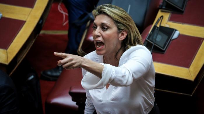 «Χαμός» στην Βουλή ανάμεσα σε Βασιλειάδη και Καραμανλή | panathinaikos24.gr