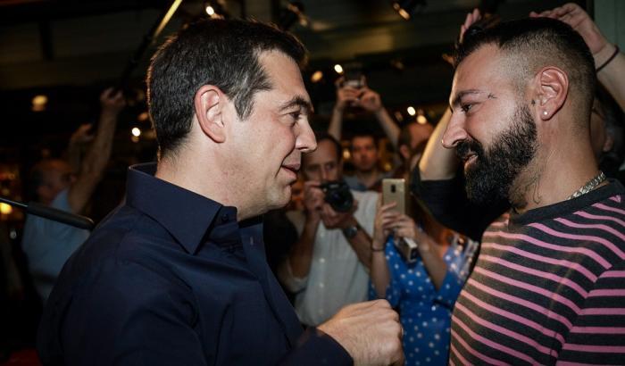Έπος: Ο Τσίπρας έμαθε από τον Υποχθόνιο… τι είναι Mama! (pics) | panathinaikos24.gr