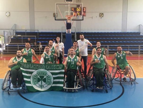 Επιβλητικός στην έδρα της ΑΕΚ! | panathinaikos24.gr