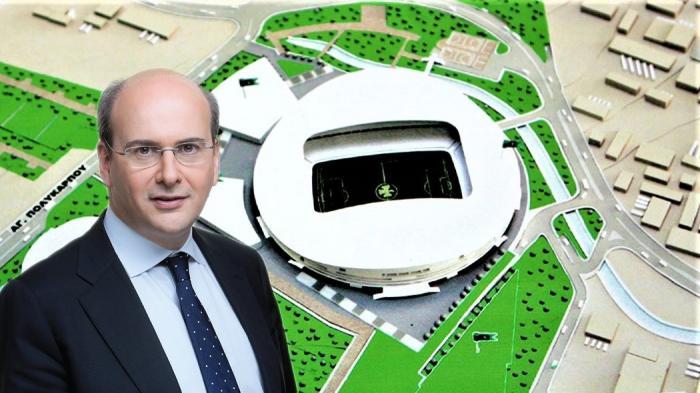 «Η επόμενη κυβέρνηση ΝΔ θα βοηθήσει τον Παναθηναϊκό να φτιάξει γήπεδο στον Βοτανικό»! | panathinaikos24.gr