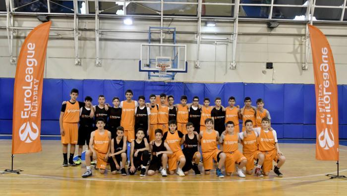 Τουρνουά με άρωμα Euroleague στην PAO BC Academy   panathinaikos24.gr