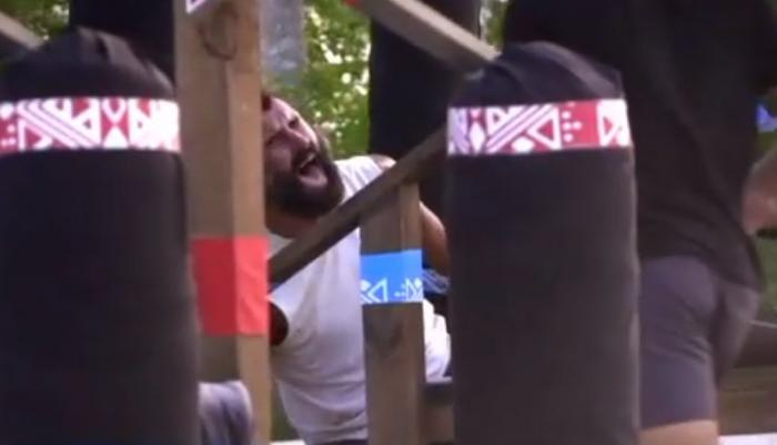 Survivor: Σοκαριστικός τραυματισμός στο παιχνίδι (vid) | panathinaikos24.gr