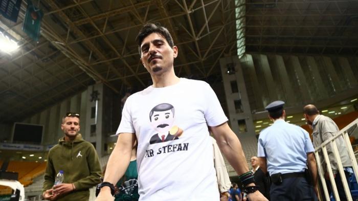 Χαμός στο διαδίκτυο με Γιαννακόπουλο και Σλούκα! | panathinaikos24.gr