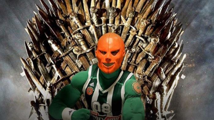 Το… πράσινο φινάλε του game of thrones (pic) | panathinaikos24.gr