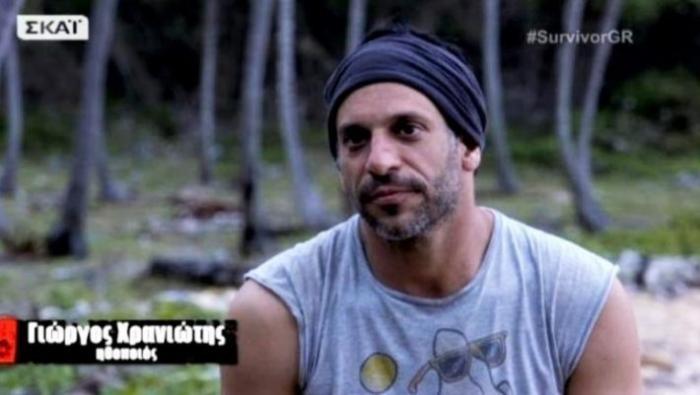 Ο Γιώργος Χρανιώτης αποκάλυψε πως ικανοποιούσε τις… ορέξεις του στο «Survivor» (ΒΙΝΤΕΟ)   panathinaikos24.gr