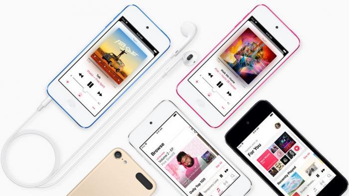 Η Apple ανακοίνωσε νέο iPod touch μετά από 4 χρόνια | panathinaikos24.gr