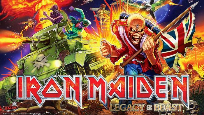 Οι Iron Maiden μηνύουν εταιρεία videogames | panathinaikos24.gr