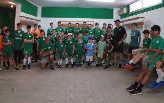 Ποδόσφαιρο Σάλας: Άνθισαν τα «τριφυλλάκια» στη Λεωφόρο | panathinaikos24.gr