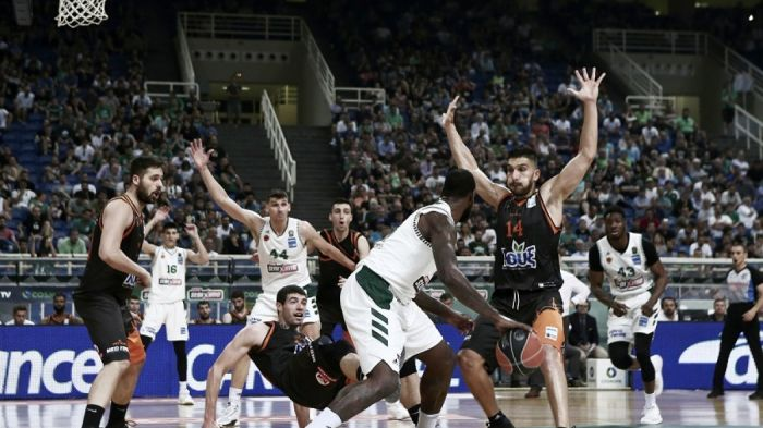 Η «πράσινη»… παρακάμερα του πρώτου τελικού (vid) | panathinaikos24.gr
