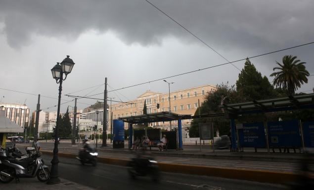 Καταιγίδα με χαλάζι στην Αθήνα: Ξαφνική αλλαγή του καιρού – Προειδοποιεί η ΕΜΥ | panathinaikos24.gr