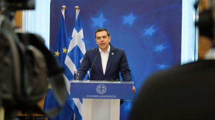 Τσίπρας για Τουρκία: «Το σχέδιο είναι ένας Αρμαγεδώνας» | panathinaikos24.gr