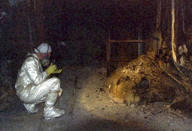 «Το πόδι του ελέφαντα»: Το ραδιενεργό τέρας που γεννήθηκε στο Τσέρνομπιλ σκοτώνει σε 5 λεπτά   panathinaikos24.gr