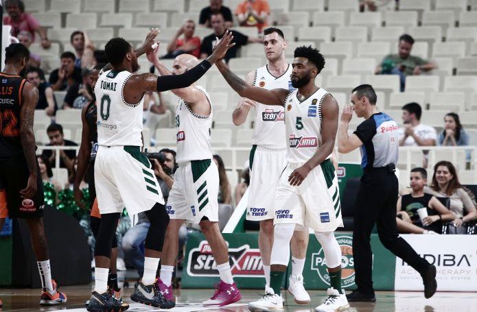 Με «τρέλα» άλλο ένα!   panathinaikos24.gr
