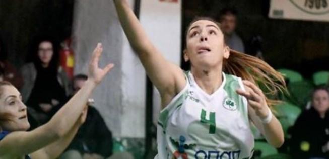 Στο κλιμάκιο της Εθνικής Νέων η Κασδαγλή | panathinaikos24.gr