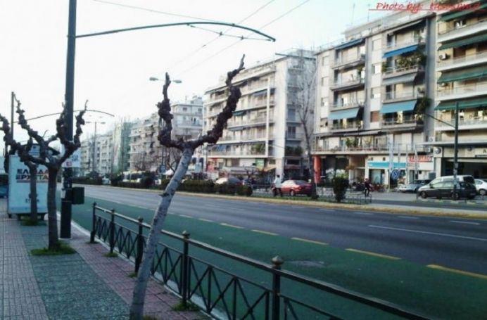 Σπάνια φωτογραφία: Όταν η Λεωφόρος Αλεξάνδρας ήταν ακόμη χωματόδρομος | panathinaikos24.gr