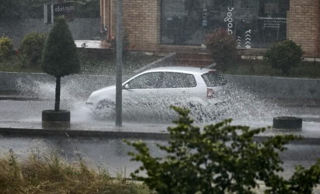 Χαλάει ο καιρός: Επιδείνωση από την Κυριακή – Χαλάζι τη Δευτέρα!   panathinaikos24.gr